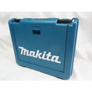 【送料598円より】 限定在庫処分品 マキタ 純正プラスチックケース 青色  対応機種TW281/TW280TP141/TP131/TS141/TS140等用に|douguya-dug