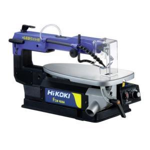【倉庫直送商品の為代引き不可】HiKOKI(旧 日立工機) 卓上糸のこ盤 FCW40SA|douguya-dug