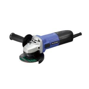 HiKOKI(旧 日立工機) 電気ディスクグラインダ FG10SS2|douguya-dug