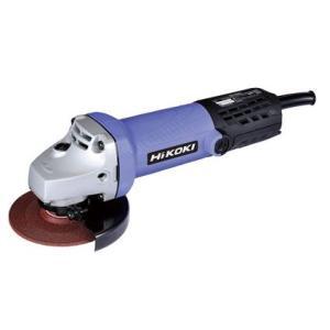 HiKOKI(旧 日立工機) 電気ディスクグラインダ FG10ST|douguya-dug