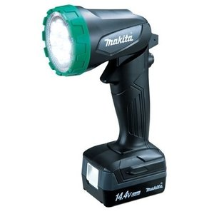マキタ 14.4V フラッシュライト(充電式懐中電灯) ライトバッテリ専用 M050 本体のみ|douguya-dug