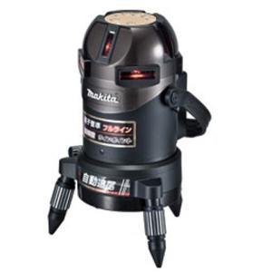 マキタ レーザー墨出し器/屋内・屋外兼用墨出し器 リモコン追尾受光器・バイス付 SK206PXZ|douguya-dug