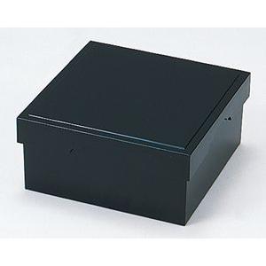 越前漆器 箱膳(身・蓋) 黒天朱|douguya-net