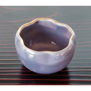 有田焼 桜 豆鉢 ミニ 紫 珍味 小付 アウトレット|douguya-net