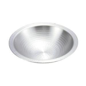 アルミ打出しうどんすき鍋 33cm(寄せ鍋) douguya-net