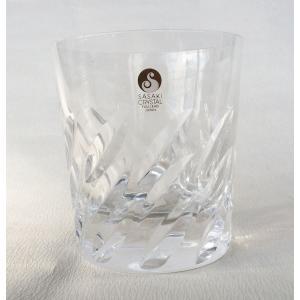 マイオンザロック 1客 オールドファッション251 佐々木硝子 クリスタル ガラス グラス|douguya-net