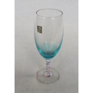 タンブラー 青 佐々木硝子 手造り ビヤーグラス コレクション 1客|douguya-net
