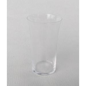 廣田硝子 薄型 ぐい呑み 1客 一口ビール型  ガラス|douguya-net