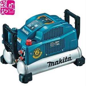 マキタ電動工具 エアコンプレッサ(タンク容量11L) AC461XLK セキュリティ機能で優れた盗難抑止力!|douguya