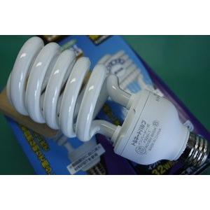 節電・エコ商品超明るい  日動 31W 電球型蛍光灯 トルネードバルブF32W-T|douguya