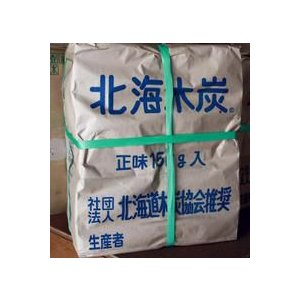 バ−ベキュ−に最適 北海木炭 15kg 北海道木炭協会推奨品|douguya