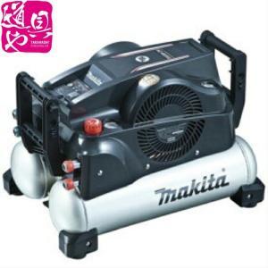マキタ電動工具 一般圧 / 高圧対応(各2口)エアコンプレッサ(タンク容量:16L)(50/60Hz共用) AC461XG|douguya