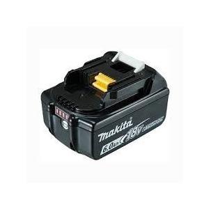 国内正規流通品 18V-6.0Ah・残容量表示 マキタ リチウムイオンバッテリBL1860B【セットバラし品】