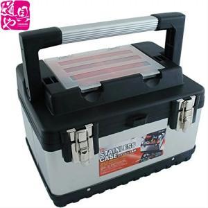 SK11 工具箱 ツールボックス ステンレス製 SSC-380W|douguya