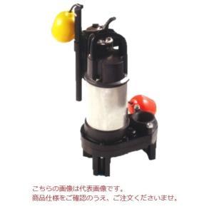 ツルミ (鶴見) 水中ポンプ 40PUA2.15S 60HZ (樹脂製汚物用水中ハイスピンポンプ) douguyasan