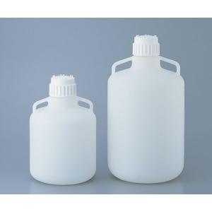 アズワン 返品交換不可 フッ素加工大型瓶 2097-0020 コンテナー》 4-5648-01 《容器 新品■送料無料■