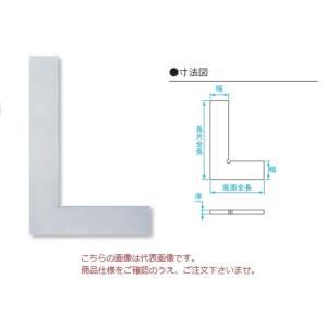 新潟精機 平形直角定規 DD-S400 お得 通常便なら送料無料 002411 JIS 非焼入 2級相当品