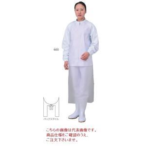 【ポイント10倍】 エブノ エプロン No.600 M ピンク (50枚×12袋) ポリエプロン|douguyasan