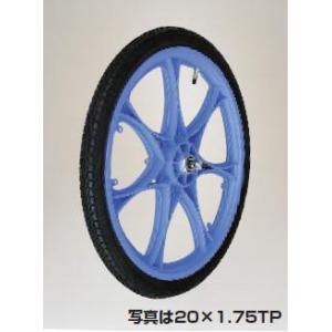 直送品 ハラックス タイヤ エアー入りタイヤ 日時指定 TR-20X1.75TP 引出物 送料別 プラホイール《タイヤセット》