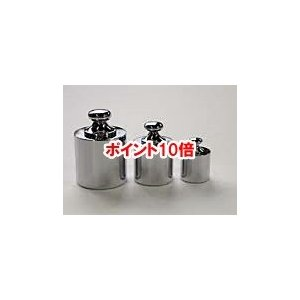 直送品 値引き 分銅 無料 円筒型分銅 基準分銅型 ステンレス 送料別 F2CSB-10G-JCSS