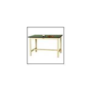 【ポイント10倍】 【直送品】 山金工業 ヤマテック ワークテーブル SWR-1560-GI 【法人向け、個人宅配送不可】|douguyasan
