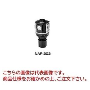 【P5倍】 【直送品】 アネスト岩田 コンプレッサ:関連商品 NAR-204 ダイアフラム形減圧弁|douguyasan
