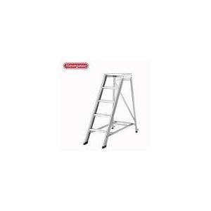 【ポイント5倍】 【直送品】 長谷川工業 ハセガワ 作業用踏台 DA-150 (10781) (ライトステップアルミ製)|douguyasan