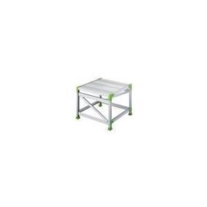 【ポイント5倍】 【直送品】 長谷川工業 ハセガワ 作業用踏台 EWA-10 (15648) (エコシリーズアルミ製)|douguyasan