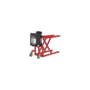 【ポイント5倍】 【直送品】 スギヤス ビシャモン 昇降式スクーパー LV-100WE (バッテリー...
