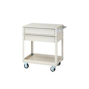 【ポイント5倍】 【代引不可】 山金工業 ヤマテック ワゴン W7CS-M2-IV 【メーカー直送品】