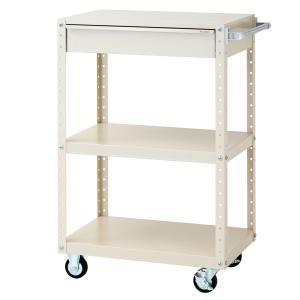 【ポイント5倍】 【代引不可】 山金工業 ヤマテック ワゴン W7CSH-M-IV 【メーカー直送品】