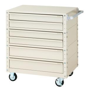 【ポイント5倍】 【代引不可】 山金工業 ヤマテック ワゴン W7CU-S2M2-IV 【メーカー直送品】