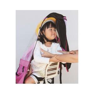 マルト MARUTO 大久保製作所 D-5RCDX リヤチャイルドシート レインカバー ハイバック型 リヤチャイルドシート専用 ピンク |doujimabuhin|03