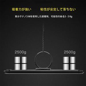 スマホリング 二重 ホールドリング 薄型 携帯 リング リングホルダー スマホホルダー リングホール 車載ホルダー 360回転 落下防止 Iphone/Android doumotosyouten 06