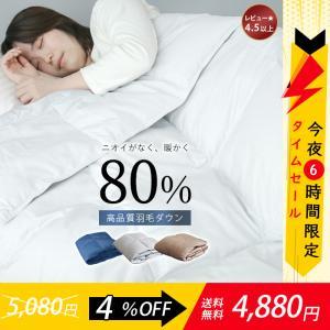 【この羽毛布団の仕様】 サイズ:幅150x長さ210cm(シングルロング) 詰め物:ホワイトグースダ...
