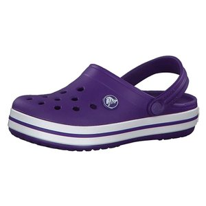 crocs クロックス サンダル Kids' Crocband Clog クロックバンド クロッグ キッズ Purple 14.0cm|dp-express