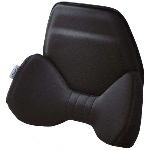 EXGEL SEATING LAB HUG DRIVE エクスジェル ハグドライブバッククッション ブラック HUD01-BK|dp-express