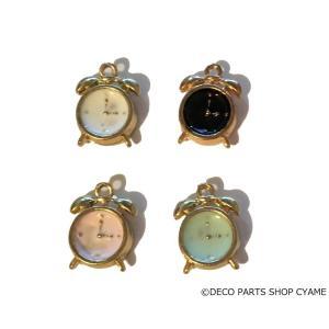 【金属 カラー】カラー置き時計 1個...