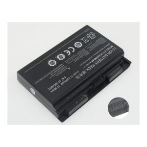 6-87-x510s-4j7 14.8V 76.96Wh clevo ノート PC ノートパソコン 純正 交換用バッテリー dr-battery