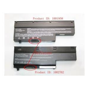 Btp-d4bm 14.4V 62Wh medion ノート PC ノートパソコン 純正 交換用バッテリー dr-battery