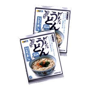 キッセイ薬品工業株式会社 即席ノンカップ麺 げんたうどん 75g|dr-meal