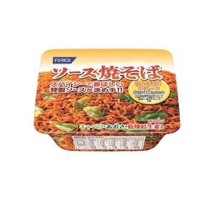 FORICA ソース焼そば 107.8g|dr-meal