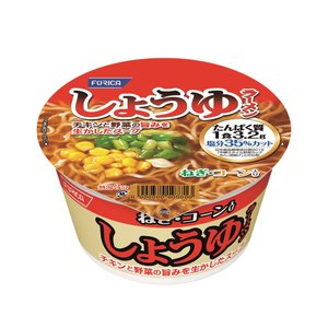 FORICA しょうゆラーメン 72.2g|dr-meal