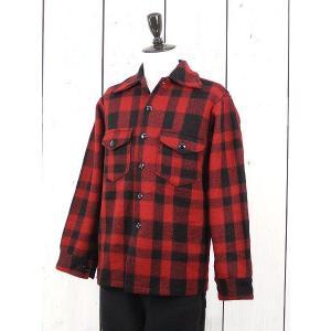 メンズジャケット古着ヴィンテージ60年代位カナダ製チェック柄ウールジャケット(マッキーノ)