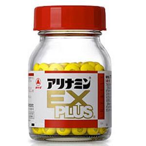 タケダ アリナミンEX プラス(PLUS) (120錠) 【第3類医薬品】