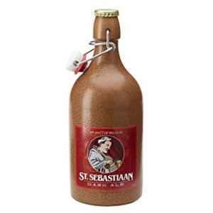 ■ベルギーはアントワープの北側にあるスター ケンズ醸造所で、豊潤で深い味わいを持つ 「セントセバスチ...
