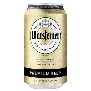 「ビール純粋令」に基づき醸造された、 麦芽100%のビール!  ヴァルシュタイナー  水は、世界的な...
