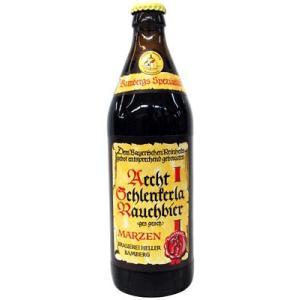 ■この『シュレンケルラ ラオホ』は、ラオホビールを 代表する最も有名なブランドで、1678年創業のヘ...