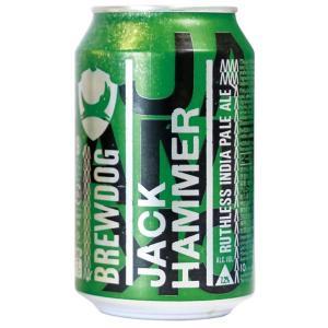 ビール ブリュードッグ ジャックハマー IPA  7.2% ...
