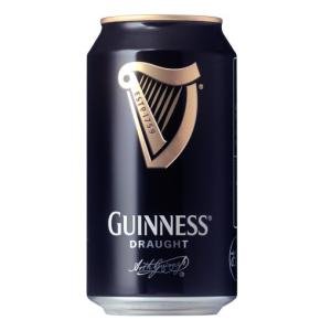 ドラフト ギネス (缶) 4.5% 330ml アイルランド